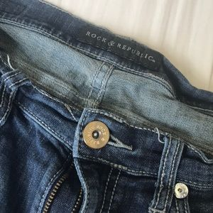 Rock & Republic Jeans - Straight Leg Jeans
